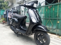 ขาย new vespa sprint s125 3vie