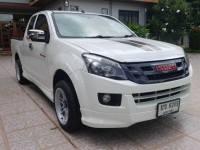 ISUZU ALL NEW D-MAX X-SERIES 2.5 DDI VGS ปี 2013