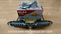 ชุด​ไฟ​ Led​ Day​ Light​ Toyota​ Yaris​ Ativ​ 2018