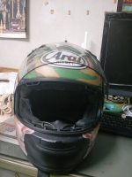 ขายหมวก ARAI RX-7 RR5 Nicky Camo (Limited Edition)