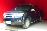 Isuzu allnew dmax doublecab 3.0 v-cross 4wd at ปี2012 ราคา 619000 ดาว9000
