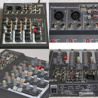 STEREO MIXER รุ่น A-ONE F-4BT USB
