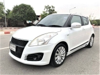 SUZUKI Swift 1.25 GLX ปี 2012