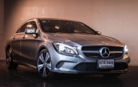 Mercedes-Benz CLA 200 2017