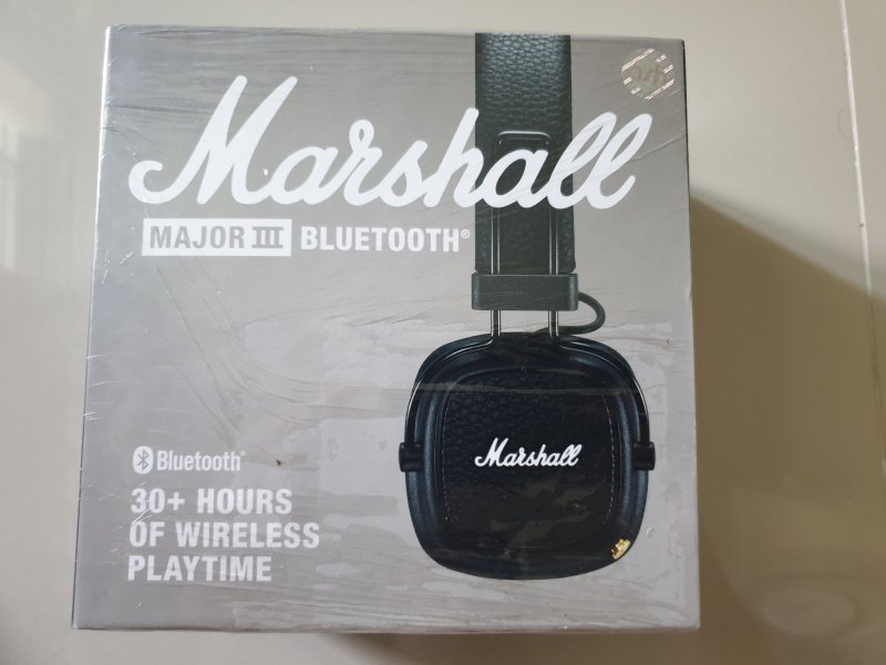 ขายหูฟัง Bluetooth Marshall Major III